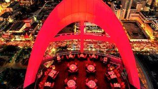 レッドスカイの5つ星ホテル「センタラグランドホテル」でタイ・バンコク観光旅行を満喫