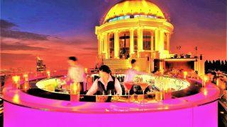 ルブア(Lebua)はバンコク人気の高級ホテル