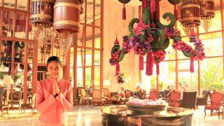 オーサーズ ラウンジの高級ホテル「マンダリン・オリエンタル・バンコク」はバンコクのラグジュアリーホテル