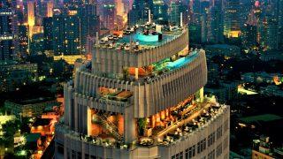 バンコク・ルーフトップバーの超穴場「オクターブ」が楽しめる!「バンコク・マリオット・ホテル・スクンビット」(Bangkok Marriott Hotel Sukhumvit)