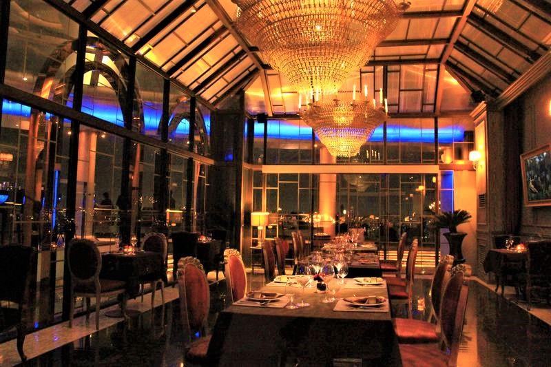タイ バンコク ホテル ルーフトップバ