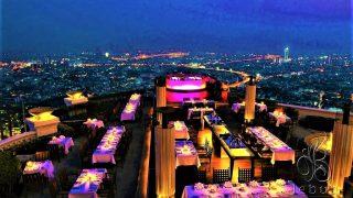 タイ絶景ホテル!バンコク観光おすすめルーフトップバー30選~バンコクホテルランキングでも上位!タイの人気高級ホテル