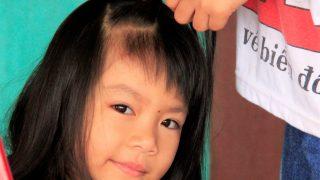 東南アジアの子どもたち