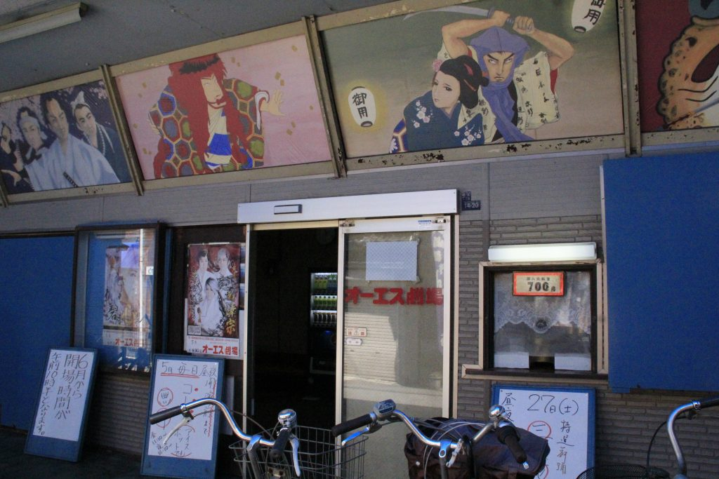 日本 大阪 西成 ディープスポット 飛田 風俗 タイ ベトナム