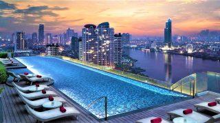 絶景プール&バー!「アヴァニ・リバーサイド・バンコクホテル」はバンコクおすすめの人気高級ホテル