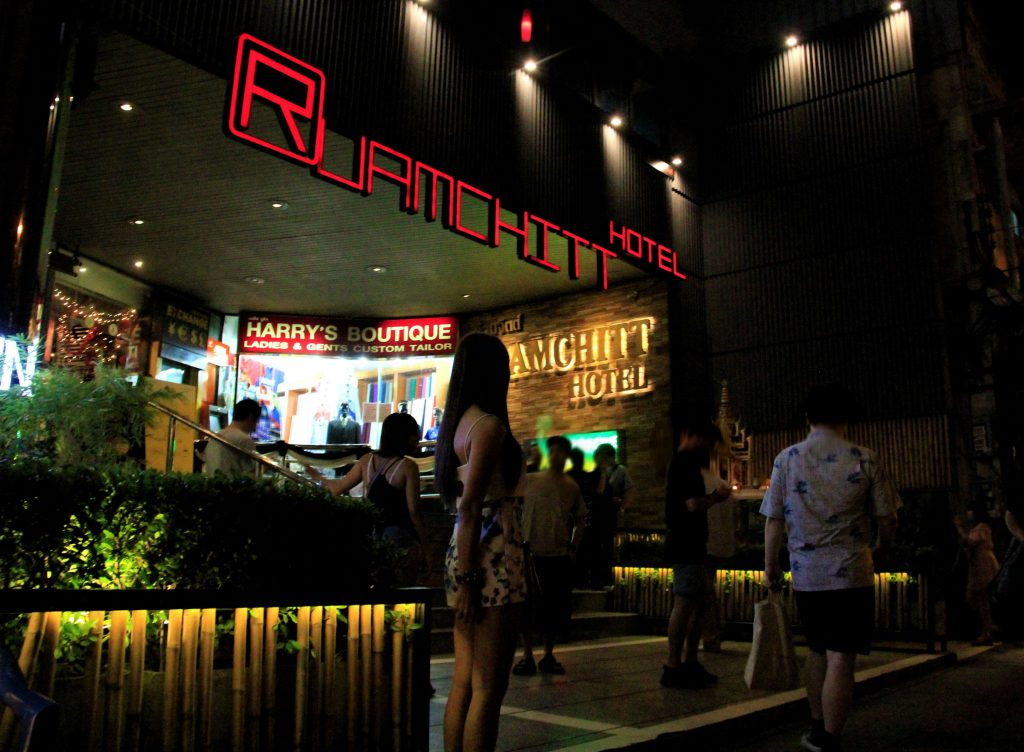 タイ バンコク テーメーカフェ テルメ 出会い系 カフェ 援交 セックス 恋愛 風俗 ゴーゴーバー アソーク スクンビット 観光 旅行