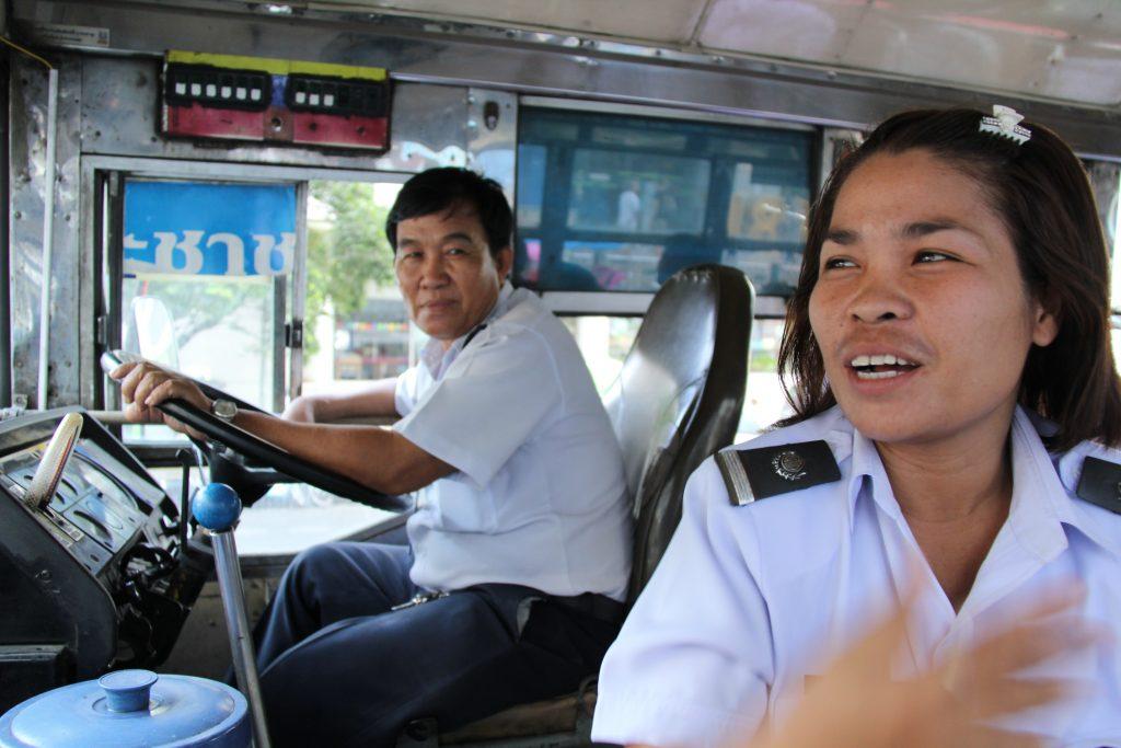 イモトアヤコ タイ バンコク バス イッテQ!