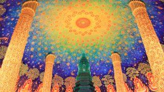SNS映え抜群!タイ・バンコクの幻想画寺院「ワットパクナム」への行き方、場所、アクセス