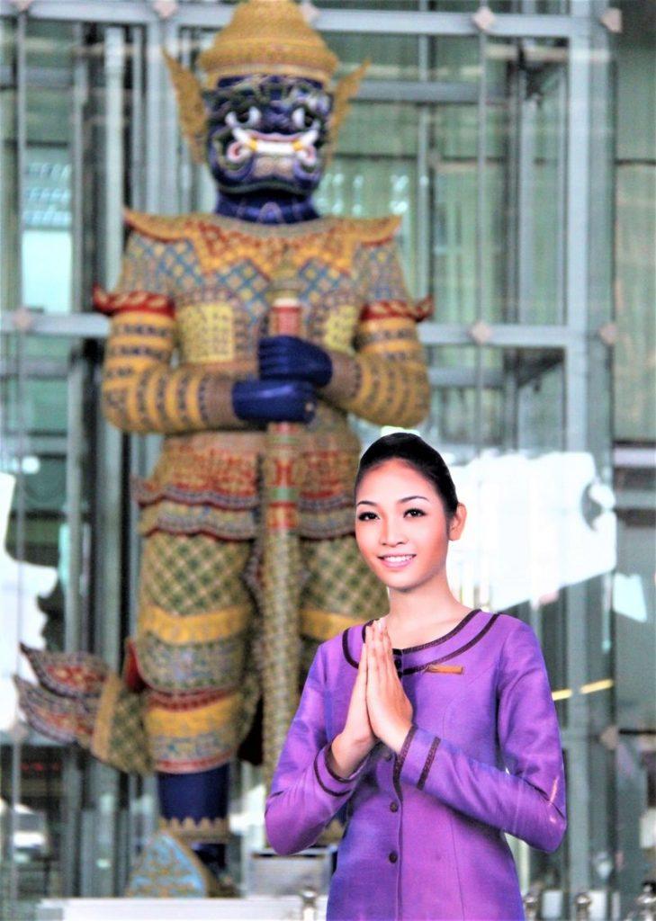 タイ バンコク スワンナプーム国際空港
