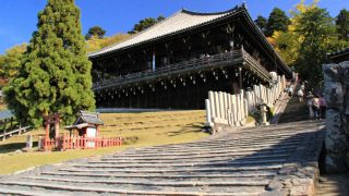 奈良のスカイツリーは24時間無料!東大寺・二月堂の見どころ