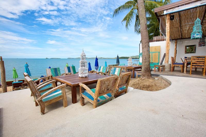 インスタ女子 おすすめ タイ サムイ島 観光 旅行 スポット エデンビーチバンガロー SNS映え 抜群 ホテル Eden Beach Bungalows  Ko Samui