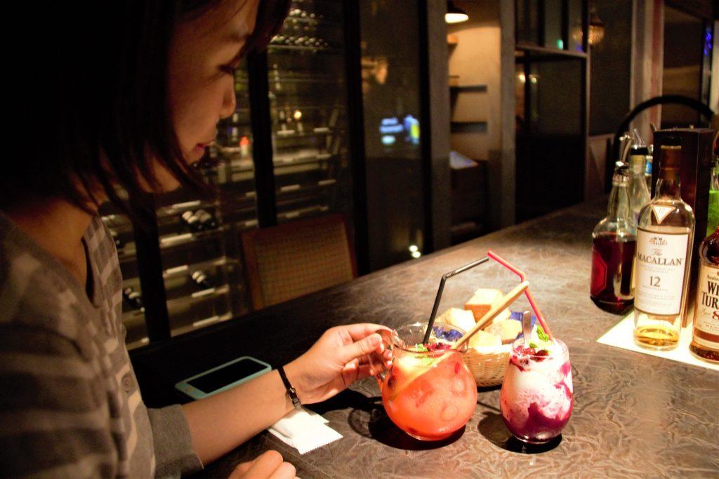 大阪 難波 天空 カフェ バー レストラン なんばパークス 道頓堀 シネマ 映画