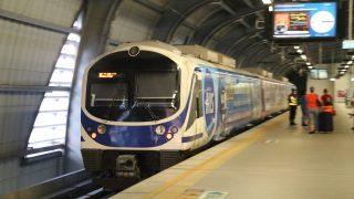 スワンナプーム空港からバンコク市内まで移動・行き方、電車が便利