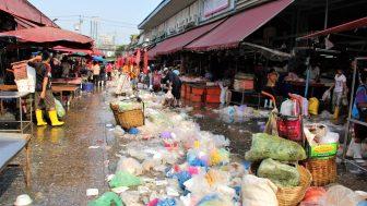 タイ・バンコク超穴場「クロントゥーイ市場」で超ディープなタイ観光~タイの美人奥さまにプラトニックラブ!